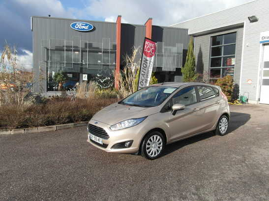 Ford FIESTA 1.0 Ecoboost 100ch EDITION 5 portes