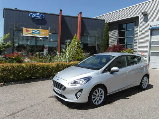 Ford Nouvelle FIESTA 1.0 Ecoboost 100ch titanium