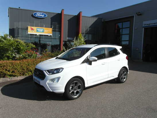 Ford ECOSPORT 1.0 Ecoboost 125ch St-line BVM6