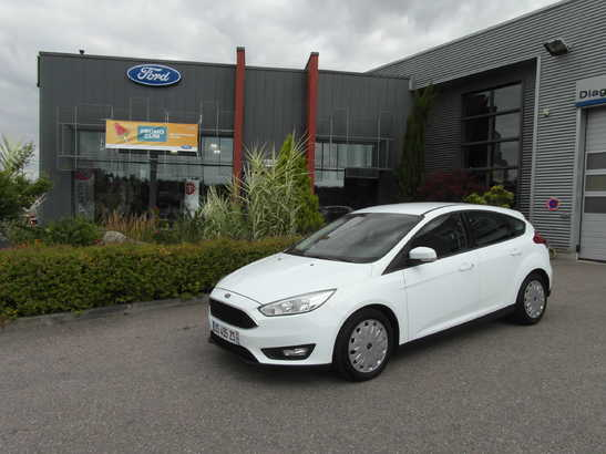 Ford Focus 1.5 TDCI 105 Econetic Business Nav